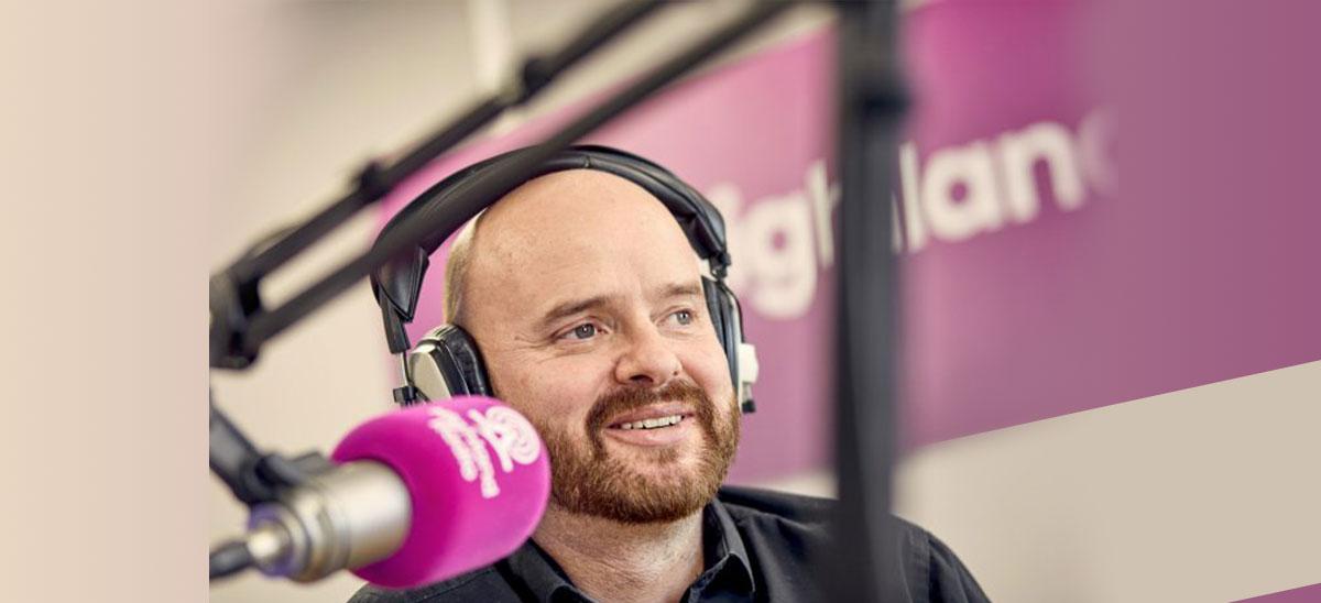 Greg Hughes-Highland Radio